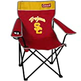 NCAA USC Trojans Coleman Folding Chair With Carrying Case