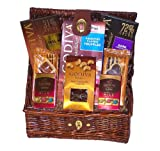 Godiva Chocolate Lovers Assorted Gourmet Gift Basket