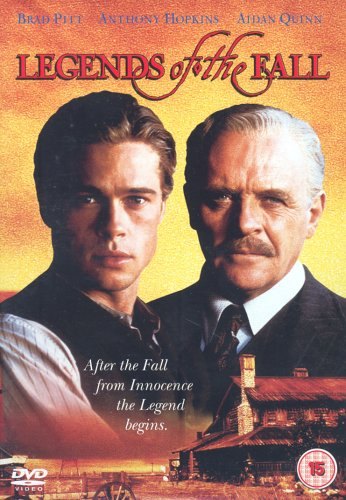 Legends of The Fall [DVD] [1995]