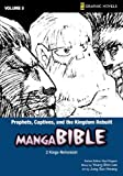 Manga Bible, Vol. 5: Prophets, Captives, and the Kingdom Rebuilt (Jonah, Esther, Ezekiel, Daniel, Job, Ezra/Nehemiah, Psalms)
