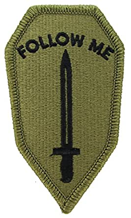 amazoncom us army infantry center amp us army ocp patch