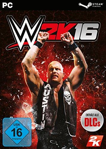WWE 2K16 (DLC Only) [German Version]
