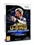 U SING WII JOHNNY HALLYDAY