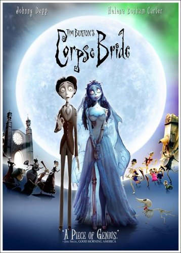 Corpse Bride / Труп невесты (2005)