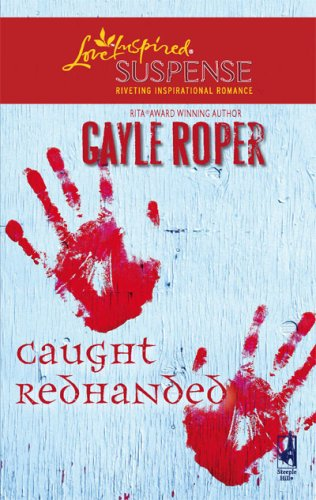 Image of Caught Redhanded (Amhearst Mystery Series #4) (Steeple Hill Love Inspired Suspense #64)