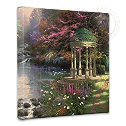 The Garden of Prayer (Garden of Prayer I) Thomas Kinkade 14\
