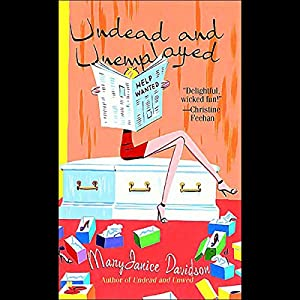 Undead and Unemployed Hörbuch