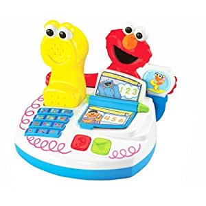 Fisher-Price Elmo's World Record 'n Play Phone Center