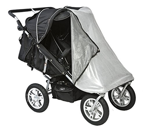 Valco Baby Twin Tri Mode Sunshade/Insect Net