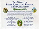 The World Of Peter Rabbit and Friends [VHS]