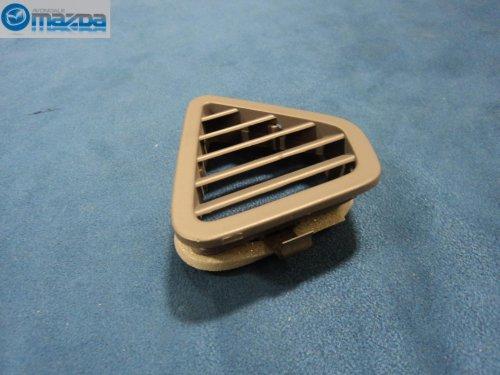 MAZDA RX-7 1986-1992 NEW OEM GRAY DASH DEMISTER VENT GRILLE PASSENGER SIDE car parts hand oil pump for mazda oem 90570921 90411568 90295214 90233175 90325074 0646030 0646032