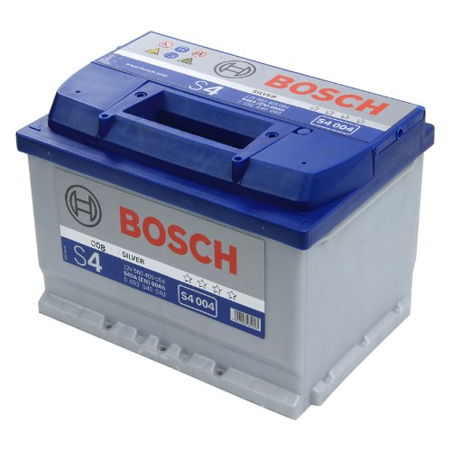 Bosch S4 Car Battery Type 075 With 4 Year Manufacturers Warranty