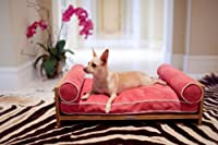 Pet Lounge Studios Bambu Daybed Passion Pink OS -Kids by Pet Lounge Studios