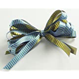 Offray Ladder Stripes Ribbon, 3/8