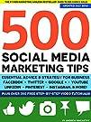 500 Social Media Marketing Tips: Es...