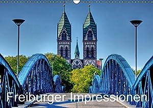 Freiburger Impressionen (Wandkalender 2015 DIN A3 quer): Freiburg im Breisgau (Monatskalender, 14 Seiten)
