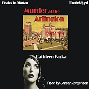 Murder at the Arlington | [Kathleen Kaska]