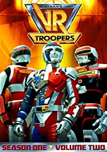 VR Troopers: Season 1, Vol. 2