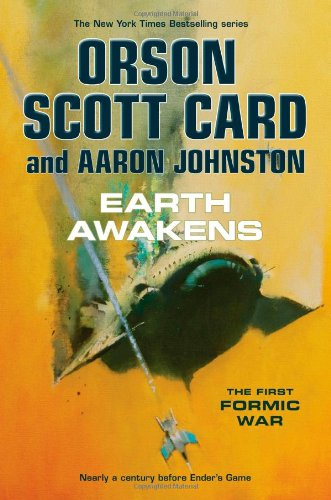 Earth Awakens (The First Formic War) front-487678