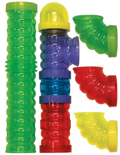 Super Pet CritterTrail Fun-nels Assorted Tubes (8-Pieces)