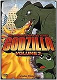 Godzilla the Original Animated Series 3 [DVD] [Import]