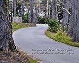 Path Limited Edition Fine Art Photograph Print Guidance for Parents by Ron Gonzalez 11x14