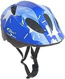 Casque vélo enfant, 11 ouies d'aération, bleu; 48 - 52 cm Sport Direct?
