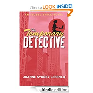 The Temporary Detective (An Isobel Spice Novel)