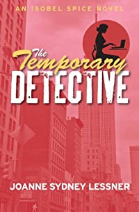 (FREE on 12/11) The Temporary Detective by Joanne Sydney Lessner - http://eBooksHabit.com
