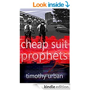 Cheap Suit Prophets - a novel