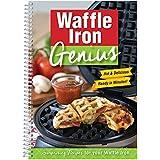 Waffle Iron Genius (Surprising Recipes For Your Waffle Iron)-