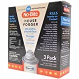 Durvet/pet D - No Bite Igr House Fogger 6 Ounce/3 Pack