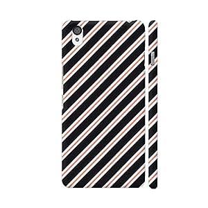 Colorpur Lady Lines Artwork On OnePlus X Cover (Designer Mobile Back Case) | Artist: Adeela Abdul Razak