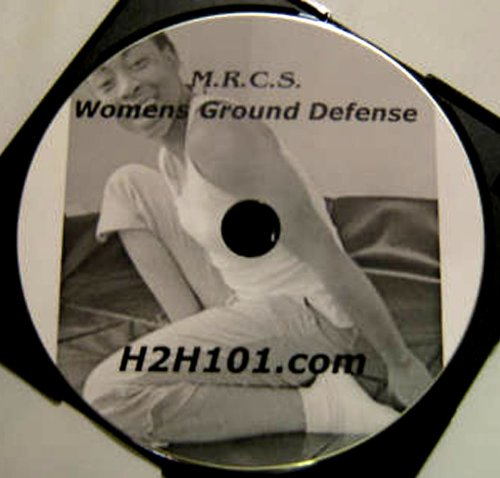 NEW Women's Self Defense Tactics MMA Mixed Martial Arts Instructional DVD Video