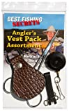 Angler's Vest Tool Assortment