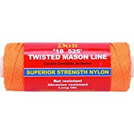 Do it Opti-Brite Nylon Mason Line-525' NYL ORNG MASON LINE