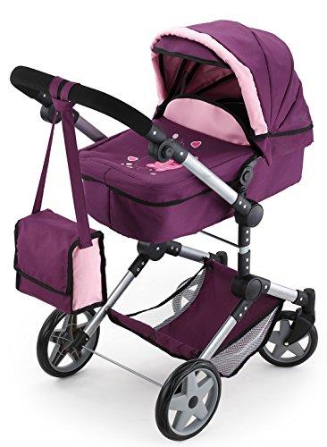 Bayer design 18508 grand poussette 4003336185089 jeux jouets poussettes et landaus - Landau pour grande fille ...
