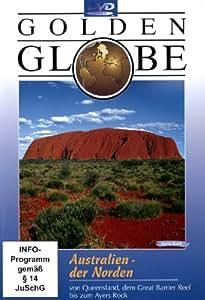 Australien - der Norden (Reihe: Golden Globe) mit Bonusfilm Neuseeland