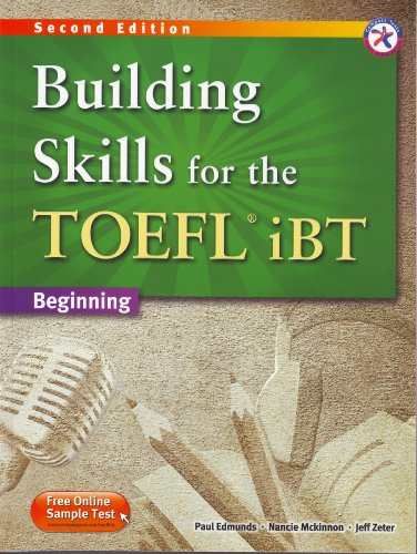 Building Skills for the TOEFL iBT: Beginning  audiobook