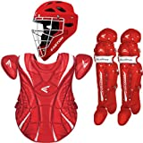 Easton Rival Synge Ladies Intermediate Fastpitch Softball Catcher's Package by Easton