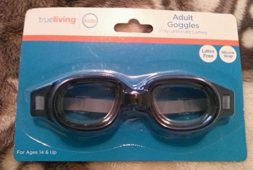Adult Goggles Blue - 1