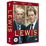 "Lewis - Series 2 [4 DVDs] [UK Import]von ""Kevin Whately"""