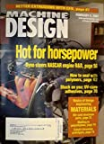 img - for Better Extrusions with CFD / Hot for Horsepower: Dyno Steers NASCAR Engine R&D / How to Seal with Polymers / Stuck on You: UV-cure Adhesives / Basics of Design Engineering Materials / Die-cast Aluminum Parts / Molding in Polyethylene (Machine Design, Volume 79, Number 3, February 8, 2007) book / textbook / text book