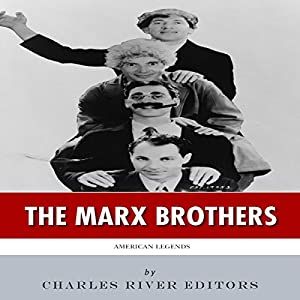 American Legends: The Marx Brothers Audiobook