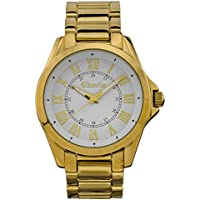 Eberle Arris Classic Casual Style Womens Bracelet Watch (Gold)