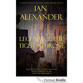 Legend of the Tiger's Throne