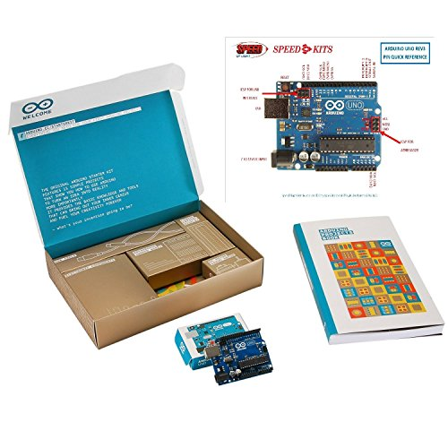 The Official Arduino Starter Kit Deluxe Bundle