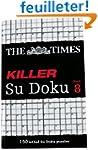 Times Killer Su Doku Book 8