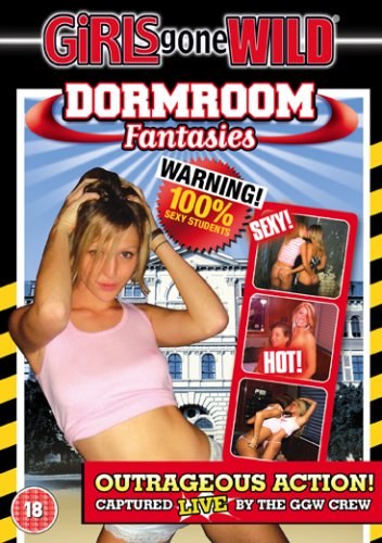 Girls Gone Wild - Dormroom Fantasies [DVD]