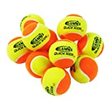 Gamma Quick Kids Tennis Balls - For 60 Foot Court (12 Pack)
